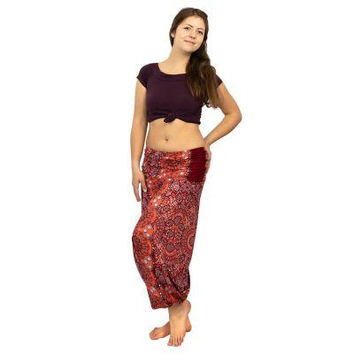 Harémové kalhoty Tansanee Rashida Thailand