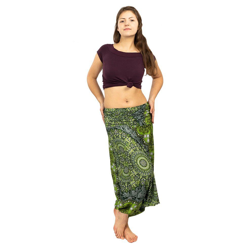 Harémové kalhoty Tansanee Sabri Thailand