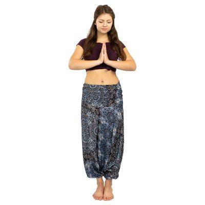Harémové kalhoty Tansanee Thana Thailand