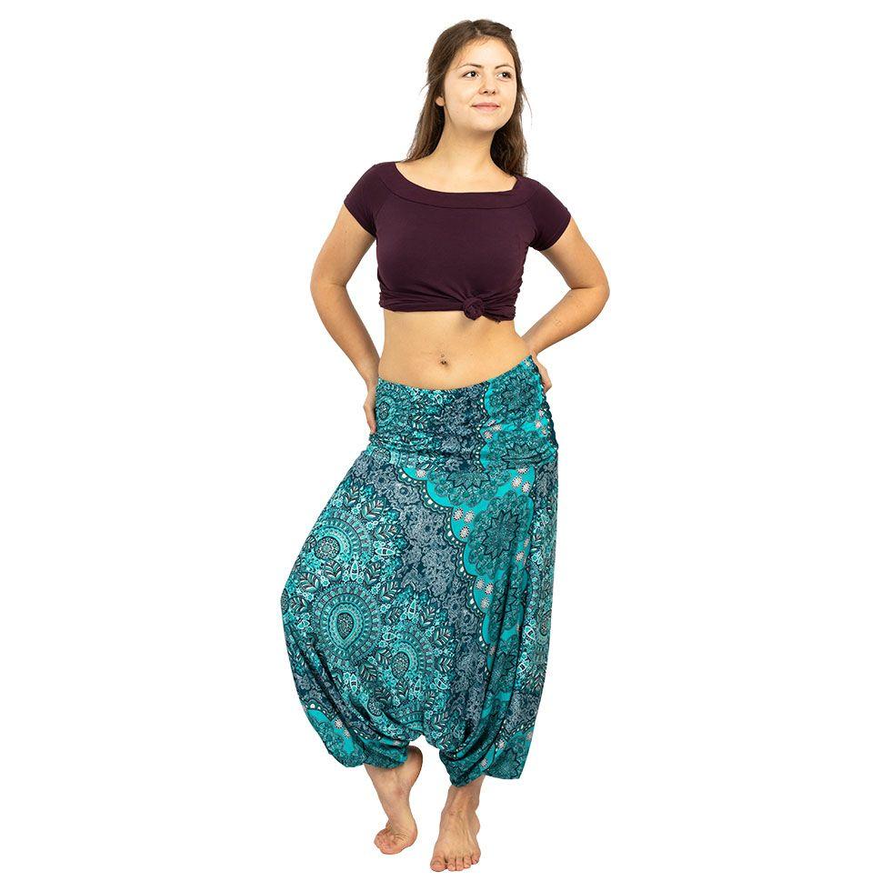 Harémové kalhoty Tansanee Yara Thailand