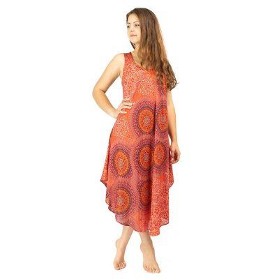 Šaty Yami Darah - bez rukávu