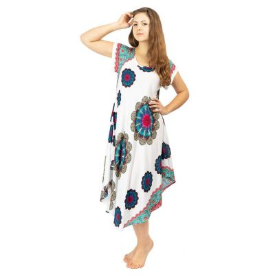 Šaty Yami Ketahiran – s krátkým rukávem