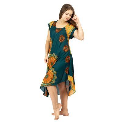 Šaty Yami Lumut – s krátkým rukávem