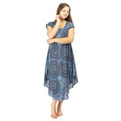 Šaty Yami Rochana – s krátkým rukávem