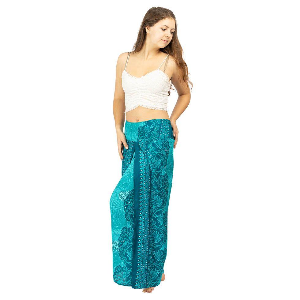 Široké kalhoty Sayuri Lautan Thailand