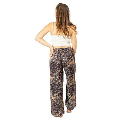 Široké kalhoty Sayuri Mongkut Thailand