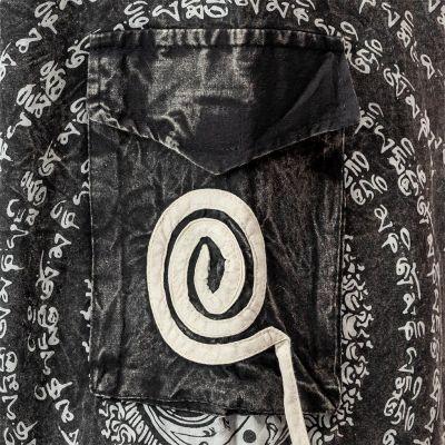Bavlněné aladinky Amir Hitam Nepal