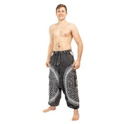 Kalhoty Amir Hitam