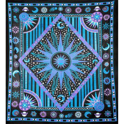 Přehoz Vesmír – fialovo-modrý