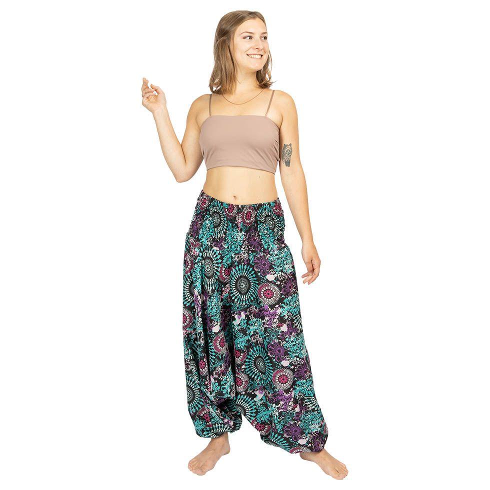 Harémové kalhoty Mystic Leeway India
