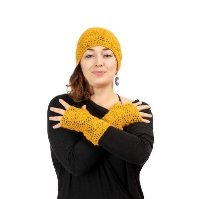 Návleky na ruce Bardia Yellow