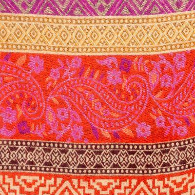 Akrylová šála Manju Smita India
