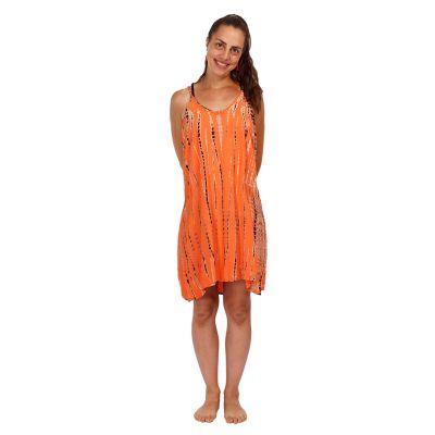 Šaty Gajra Orange