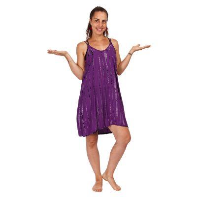 Šaty Gajra Purple
