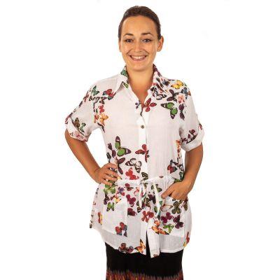 Dámská košile Sumalee Kupu-kupu | UNI