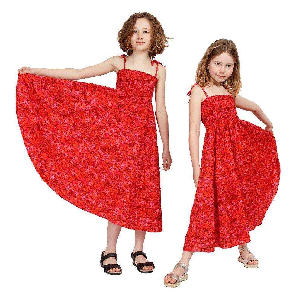 Dětské šaty Mawar Red Sea