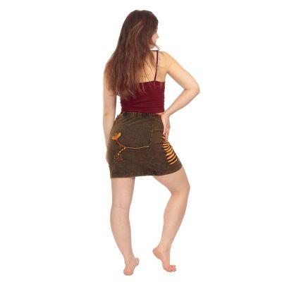 Etno mini sukně Jagatee Terbit Nepal