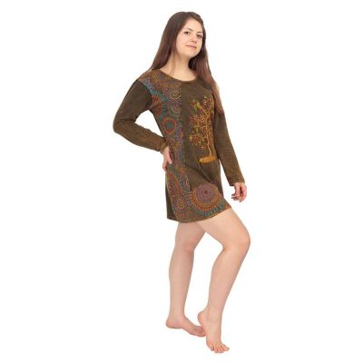 Etno šaty Bahira Nepal