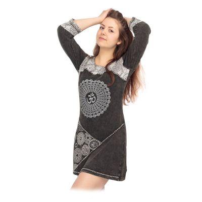 Etno šaty Daania Hitam | S, M, L, XL, XXL, XXXL