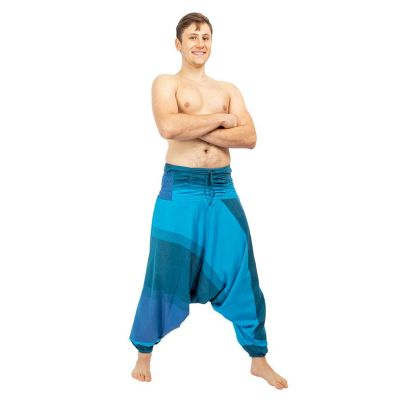 Kalhoty Telur Turquoise