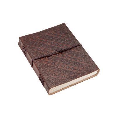 Kožený zápisník Strom života India