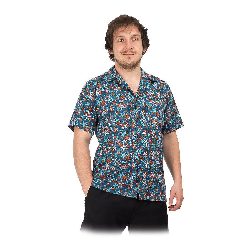 """Pánská """"havajská košile"""" Blue Sea India"""