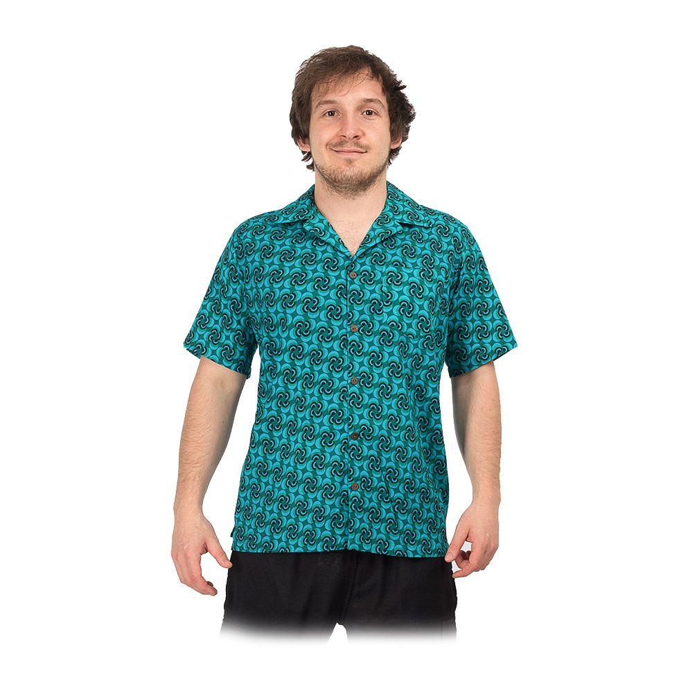 """Pánská """"havajská košile"""" Nihoa India"""