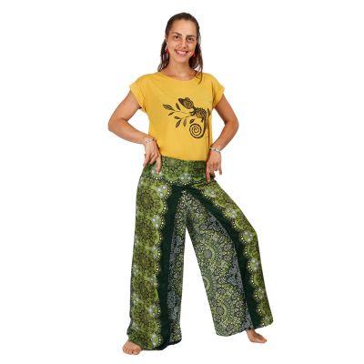 Široké kalhoty Sayuri Sabri | UNI (S/M), XXL