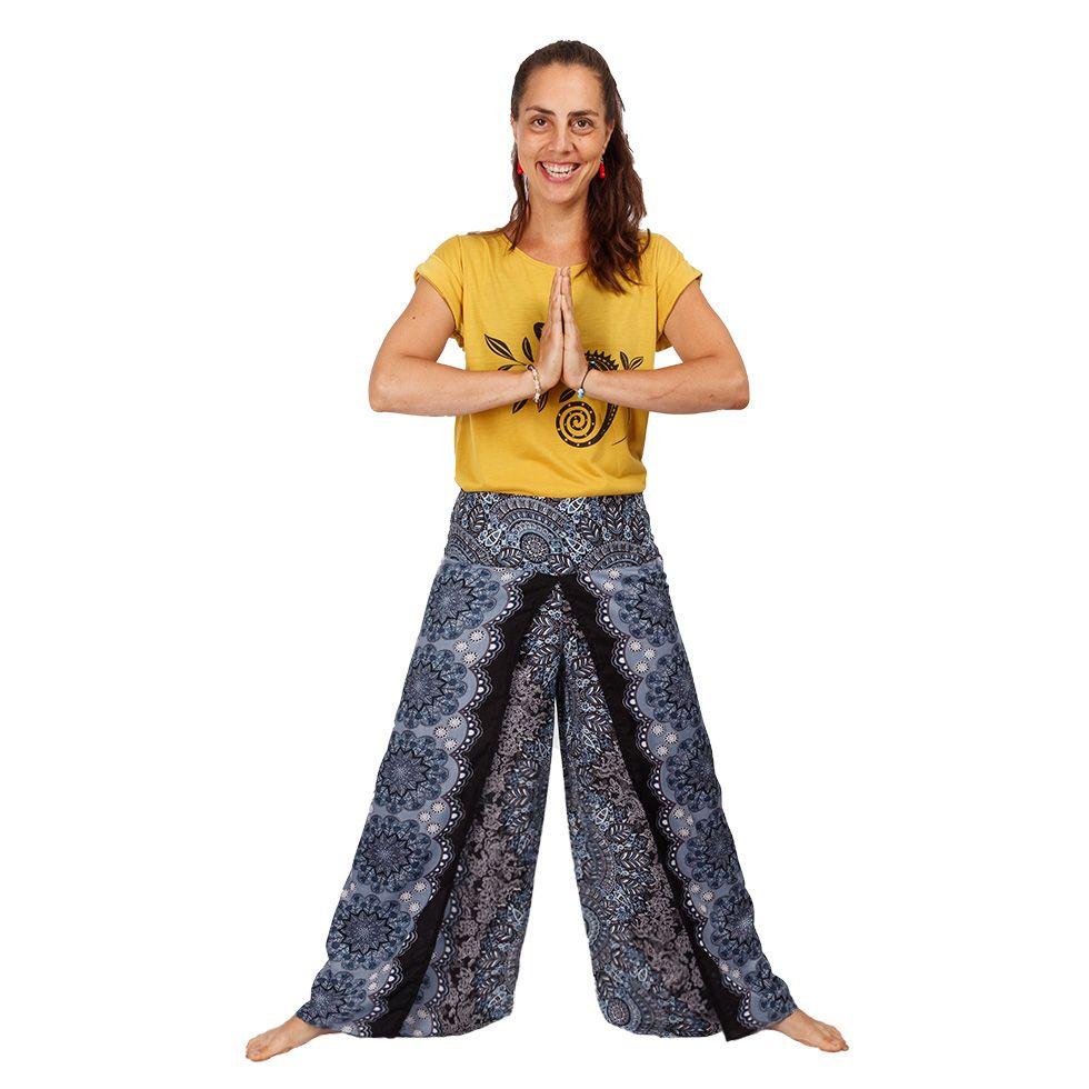 Široké kalhoty Sayuri Thana Thailand