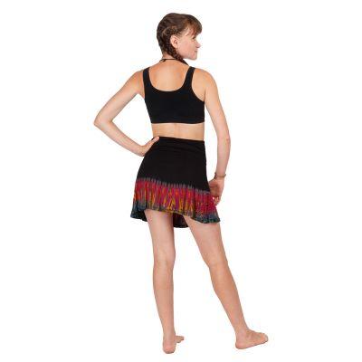 Batikovaná mini sukně Gamon Berhasil Thailand