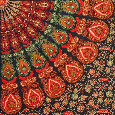 Bavlněný přehoz na postel Magické léto India