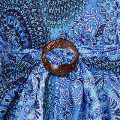 Dlouhá sukně s kokosovou sponou Kelapa Kiet Thailand