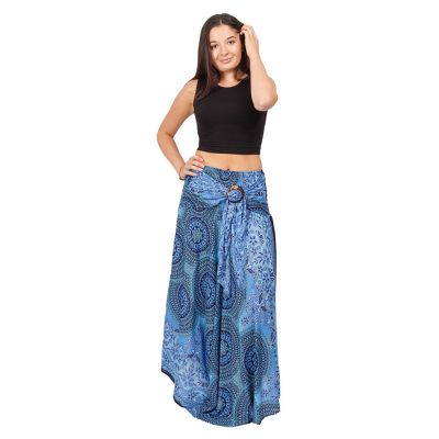 Dlouhá sukně s kokosovou sponou Kelapa Kiet | UNI