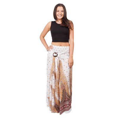 Dlouhá sukně s kokosovou sponou Kelapa Zahra Thailand