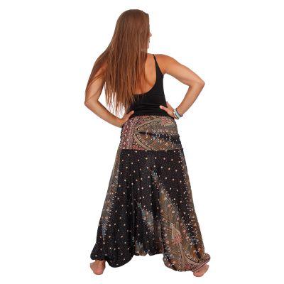 Harémové kalhoty Tansanee Marmara Thailand