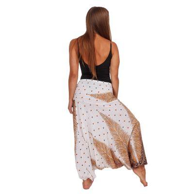 Harémové kalhoty Tansanee Zahra Thailand