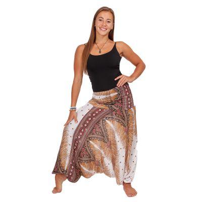 Harémové kalhoty Tansanee Zahra | UNI, L/XL