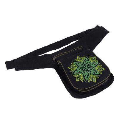 Ledvinka s potiskem Lotus Green