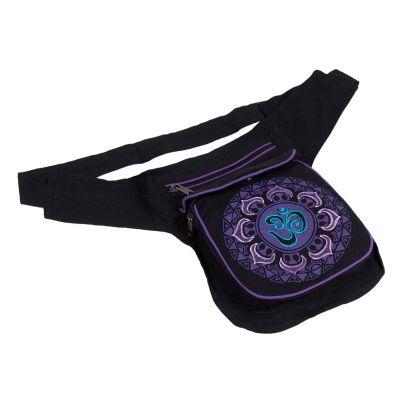 Ledvinka s potiskem Ohm Purple