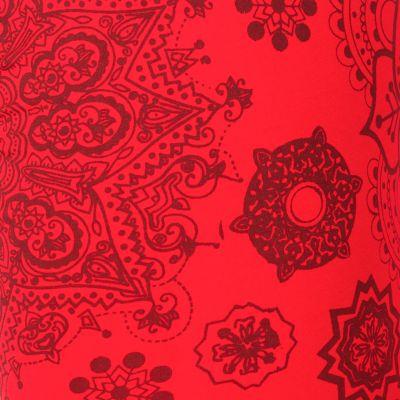 Legíny s potiskem Mandala Red Nepal