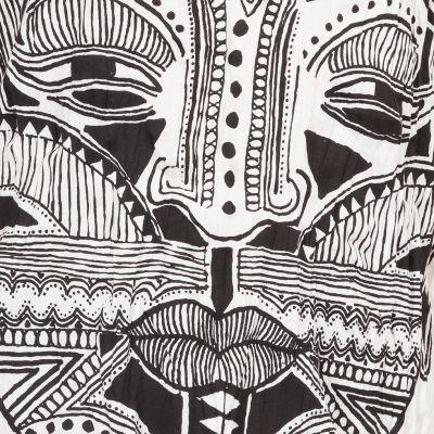Pánské tílko Sure Khon Mask White Thailand
