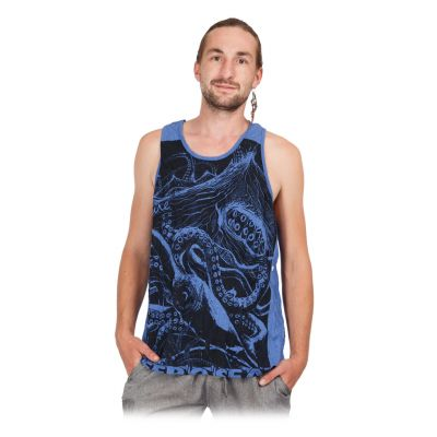 Pánské tílko Sure Octopus Blue   M, L, XL, XXL