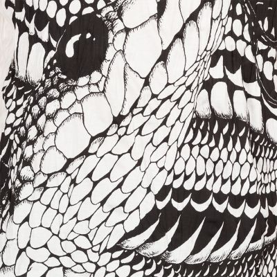 Pánské tílko Sure Snake White Thailand