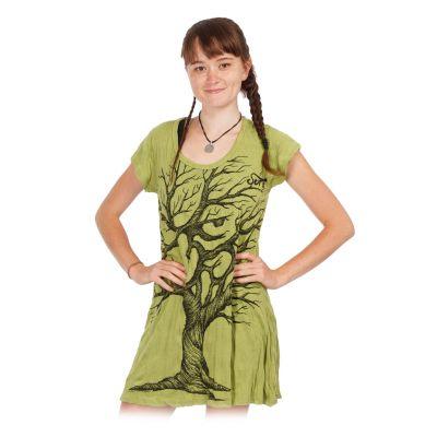Šaty (tunika) Sure Ohm Tree Green | S, L, XL, XXL
