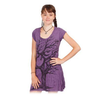 Šaty (tunika) Sure Ohm Tree Purple | S, M, L, XL, XXL