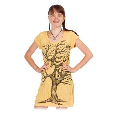 Šaty (tunika) Sure Ohm Tree Yellow | S, M, L, XL, XXL