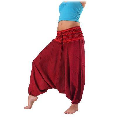 Kalhoty Perempat Merun