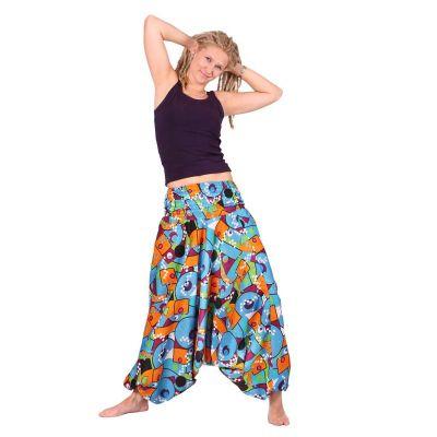 Kalhoty Essence Cubicles