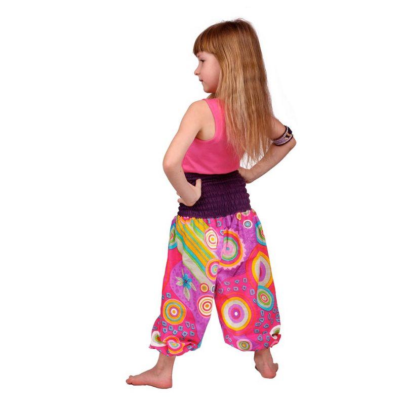 Dětské kalhoty Pink Princess