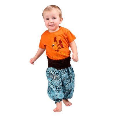 Dětské kalhoty Blue Joy
